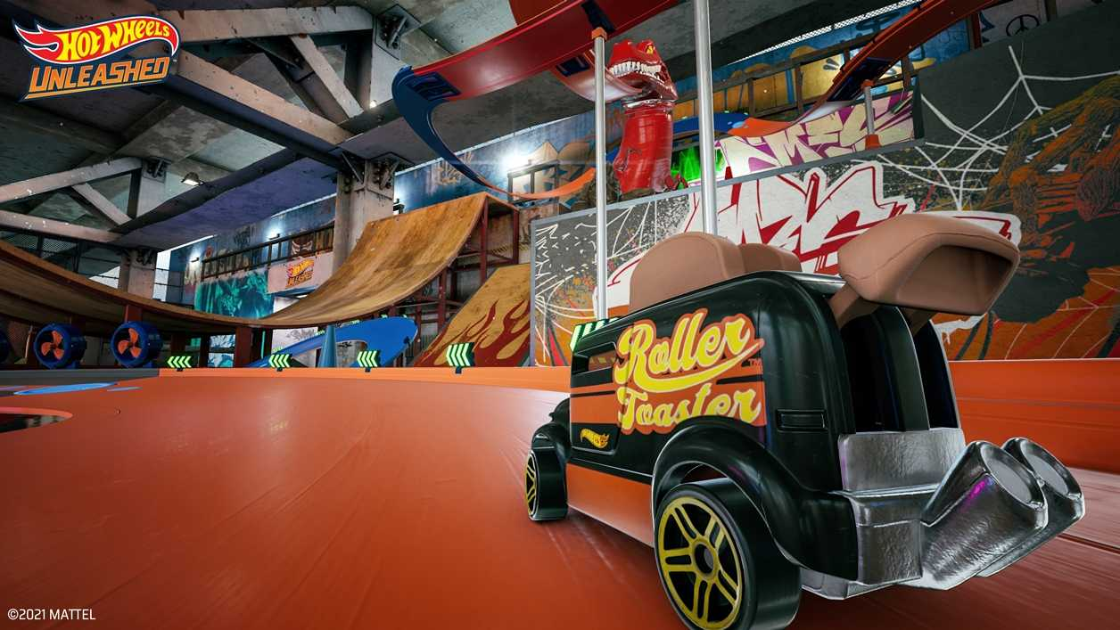 Hot Wheels Unleashed Review: the iconic toy cars are back in style