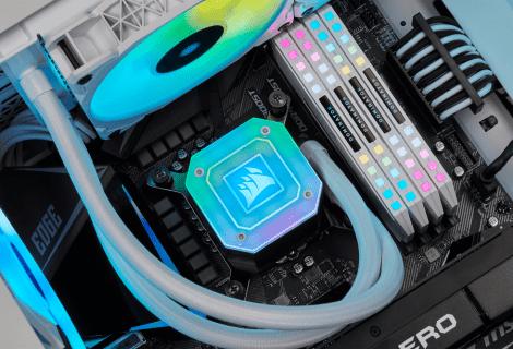 Corsair: pieno supporto a CPU LGA 1700 e Alder Lake