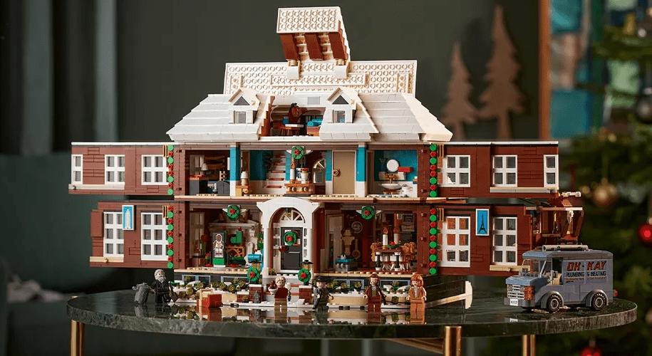 LEGO: svelato il nuovo set Ideas Mamma ho perso l'aereo