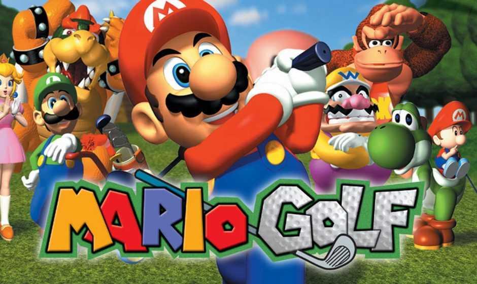 Retrograming: sul green con Mario Golf!