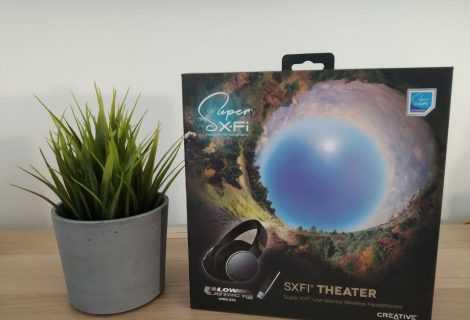 Recensione Creative SXFI THEATER: un cinema nelle orecchie