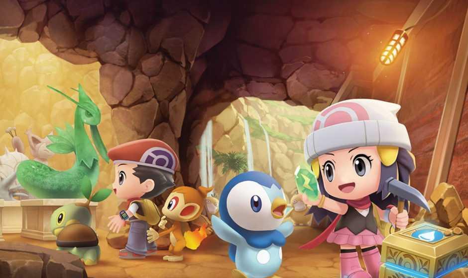 Pokémon Diamante Lucente e Perla Splendente: Condividi Esperienza sempre attivo