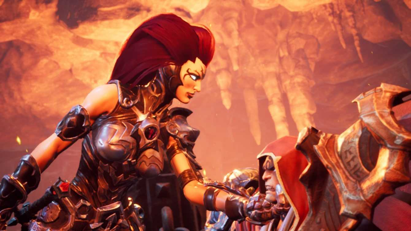 Darksiders 3 review for Nintendo Switch: experience the fury in portable mode