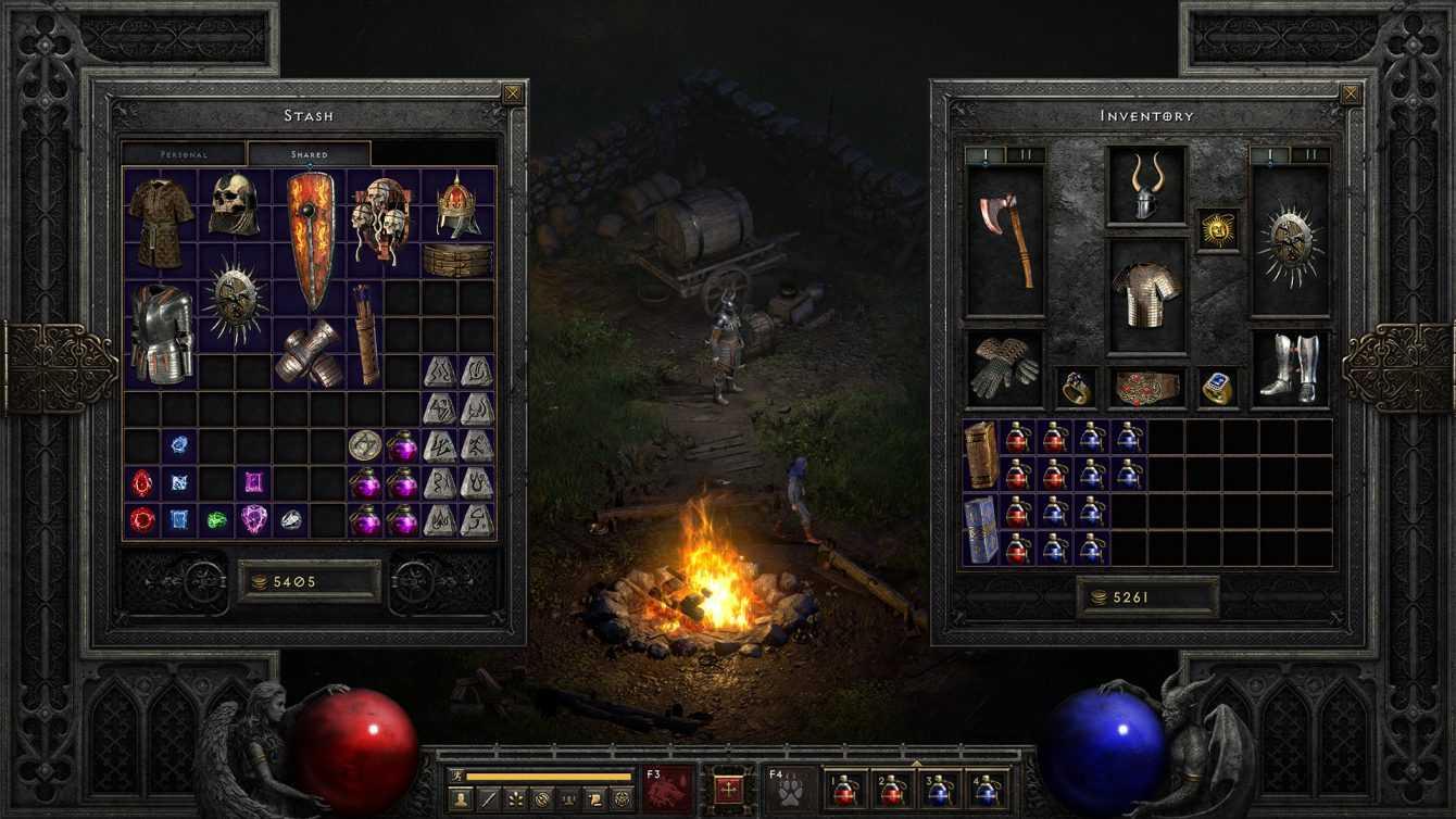 Recensione Diablo II Resurrected: il male fatto bene!
